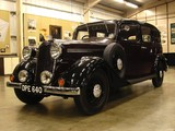 Images of Vauxhall Big Six Limousine 1933–38
