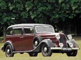 Vauxhall Big Six Limousine 1933–38 images