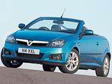Photos of Vauxhall Tigra TwinTop 2004–09