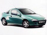 Pictures of Vauxhall Tigra Bermuda 1997