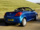 Pictures of Vauxhall Tigra TwinTop 2004–09