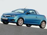 Vauxhall Tigra TwinTop 2004–09 images