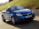 Vauxhall Tigra TwinTop 2004–09 photos