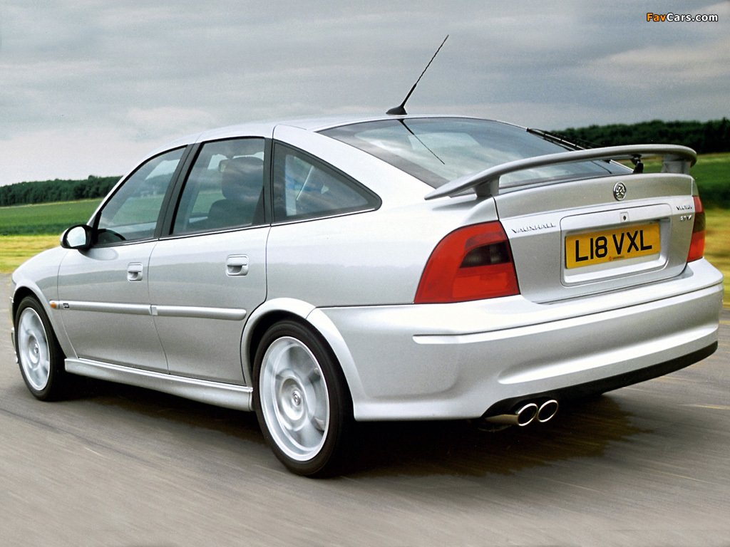 Images Of Vauxhall Vectra GSi Hatchback B 1998 99