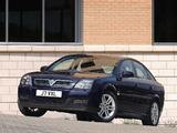 Images of Vauxhall Vectra GTS (C) 2002–05