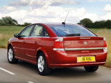Images of Vauxhall Vectra GTS (C) 2005–08