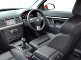 Images of Vauxhall Vectra VXR (C) 2005–09