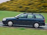 Photos of Vauxhall Vectra Estate (B) 1995–99