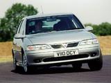Photos of Vauxhall Vectra Hatchback (B) 1995–99