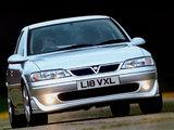 Photos of Vauxhall Vectra GSi Hatchback (B) 1998–99