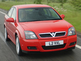 Pictures of Vauxhall Vectra GTS (C) 2002–05