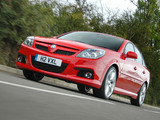 Pictures of Vauxhall Vectra VXR (C) 2005–09