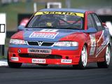 Vauxhall Vectra SRi V6 Challenge (B) 1997–99 wallpapers