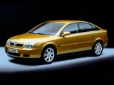 Vauxhall Vectra GTS (C) 2002–05 wallpapers