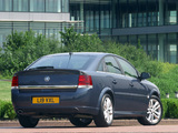 Vauxhall Vectra GTS (C) 2005–08 images
