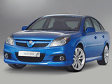 Vauxhall Vectra VXR (C) 2005–09 wallpapers