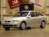 Vauxhall Vectra Hatchback (B) 1995–99 wallpapers