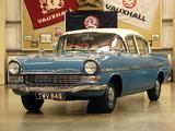 Vauxhall Velox 4-door Saloon (PA S) 1957–59 pictures