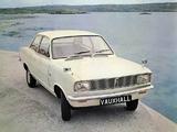Vauxhall Viva 2-door (HB) 1966–70 photos