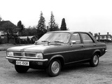 Vauxhall Viva 4-door (HC) 1970–79 wallpapers