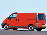 Images of Vauxhall Vivaro Van 2001–06