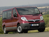 Images of Vauxhall Vivaro 2006–14