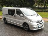 Images of Vauxhall Vivaro Combi Sportive XP 2012