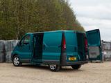 Photos of Vauxhall Vivaro Van ecoFLEX 2012–14