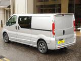 Photos of Vauxhall Vivaro Combi Sportive XP 2012