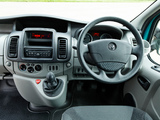 Photos of Vauxhall Vivaro Van ecoFLEX 2012–14