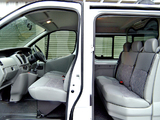 Pictures of Vauxhall Vivaro Combi 2001–06