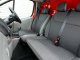 Pictures of Vauxhall Vivaro Van 2006–14