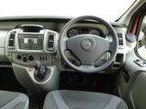 Vauxhall Vivaro 2006–14 images