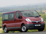 Vauxhall Vivaro 2006–14 photos
