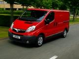 Vauxhall Vivaro Van 2006 pictures