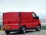 Vauxhall Vivaro Van 2006–14 pictures