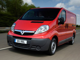 Vauxhall Vivaro Van 2006–14 wallpapers