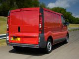 Vauxhall Vivaro Van 2006–14 wallpapers