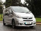 Vauxhall Vivaro Combi Sportive XP 2012 images