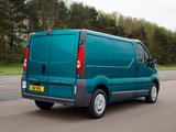 Vauxhall Vivaro Van ecoFLEX 2012–14 photos