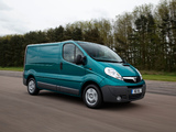 Vauxhall Vivaro Van ecoFLEX 2012–14 pictures