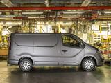 Vauxhall Vivaro Van 2014 images