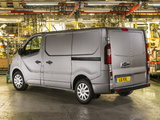 Vauxhall Vivaro Van 2014 photos