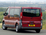 Vauxhall Vivaro 2006–14 wallpapers