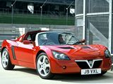 Vauxhall VX220 2000–05 pictures