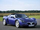 Vauxhall VX220 Turbo 2003–05 photos