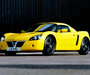 Vauxhall VX220 Lightning Yellow 2001 wallpapers