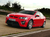 Images of Vauxhall VXR8 2007–10