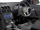 Images of Vauxhall VXR8 2007–09