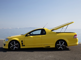 Images of Vauxhall VXR8 Maloo 2012–13